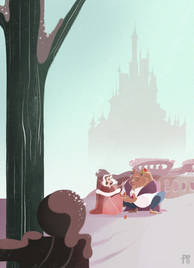 princess-beast-castle-snow-jpg