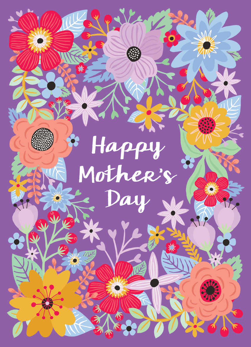 mothers day flowers foliage daisies berries.jpg