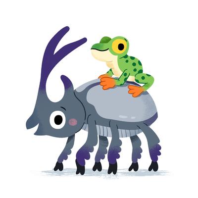 beetleandfrog-jpg