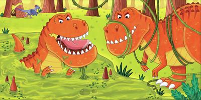 dinosaurs-velociraptor-gallimimus-jpg