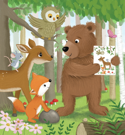 bear-deer-owl-fox-mouse-woods-jpg