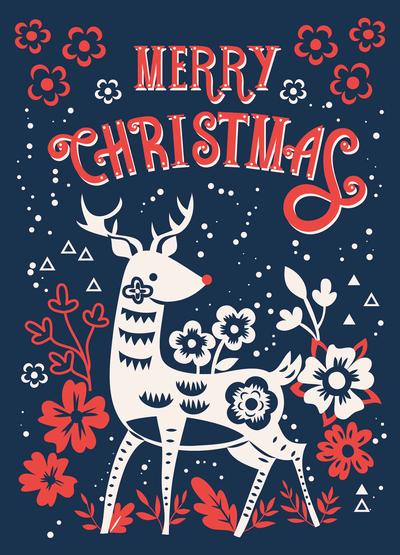 gina-maldonado-paper-cutting-christmas-deer-jpg