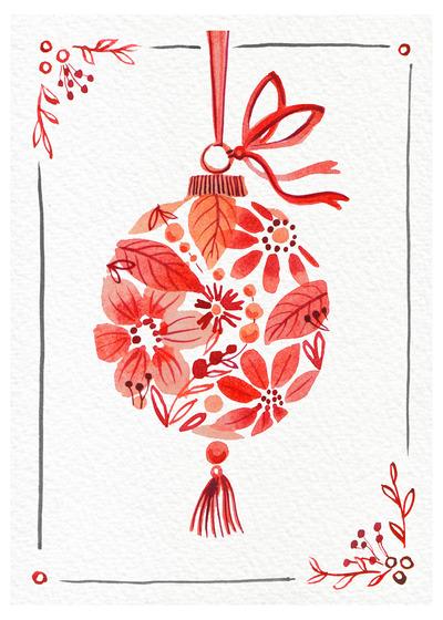red-bauble-handpainted-watercolour-jpg