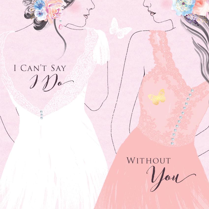 bridesmaid bride wedding lace dresses friends friendship fashion.jpg