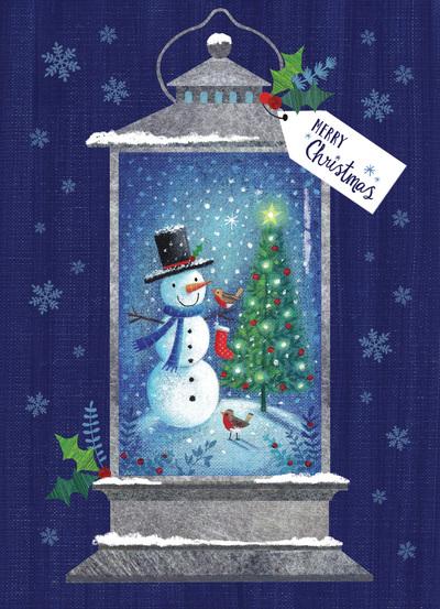 joanne-cave-christmas-snowman-lantern-dark-blue-jpg