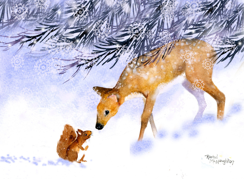 Squirrrel and fawn.jpg