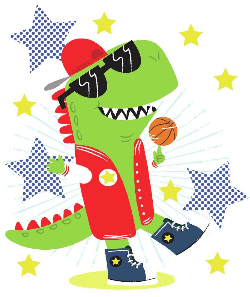 basketball dinosaur kev payne-01.jpg