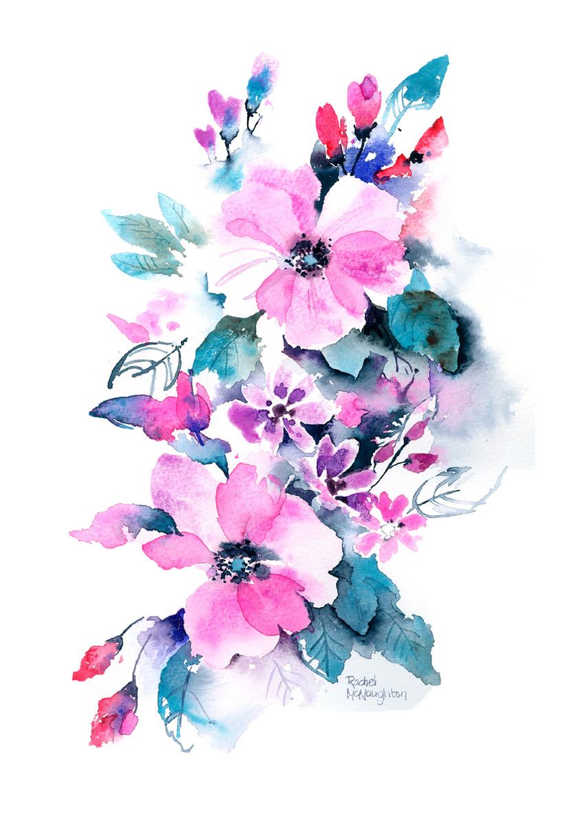 Pink Flower Cascade.jpg