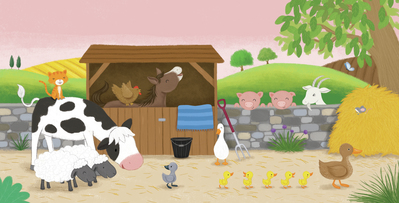 farm-horse-cow-pig-duck-horse-jpg