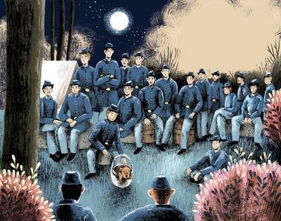 soldiers-civil-war-puppy-basket-night-stars-jpg