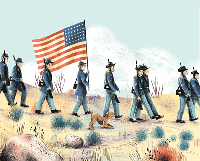 soldiers-flag-dog-puppy-march-jpg
