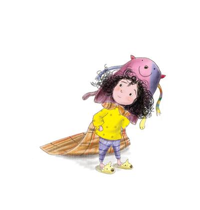 girl-hat-piggy-jpg