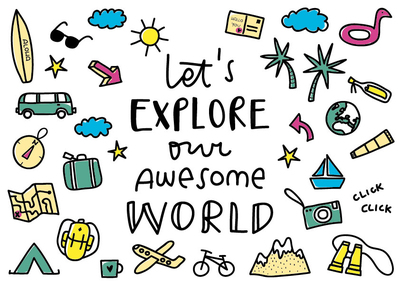 lets-explore-our-awesome-world-lettering-vignettes-travel-jpg