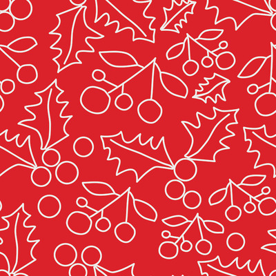 pattern-christmas-hygge-moments-folklore-ilex-and-berries-outlines-white-on-red-jpg
