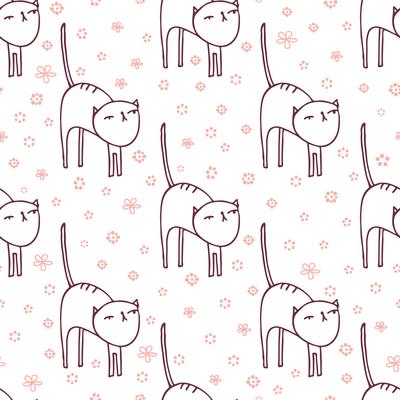 pattern-animal-grumpy-cat-on-flower-meadow-jpg
