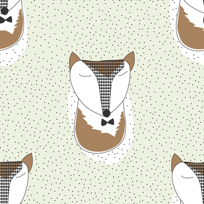 pattern-animals-fox-with-bow-and-dots-jpg