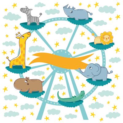 pattern-baby-animals-carousel-zebra-rhino-lion-giraffe-hippo-crocodile-jpg