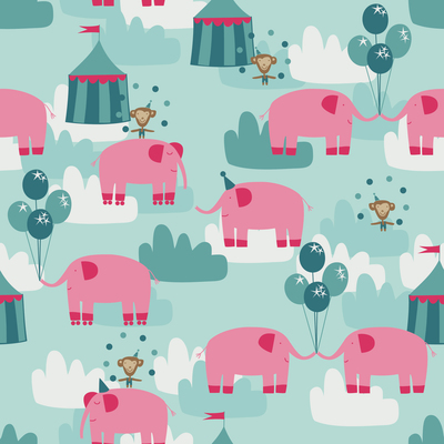 pattern-circus-elephant-on-roller-skates-and-monkey-with-balls-clouds-circus-tent-balloon-and-stars-jpg