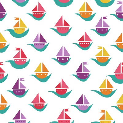 pattern-sailing-ship-on-wave-purple-red-yellow-on-white-jpg