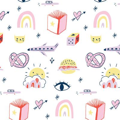 kids-icons-plane-pretzel-pattern-jpg