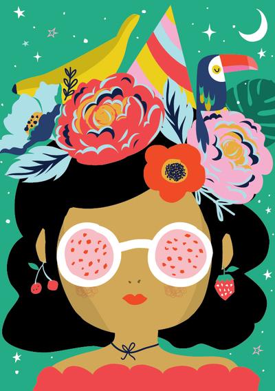 party-girl-sunglasses-floral-fun-festive-card-jpg