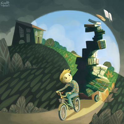books-read-reading-library-lectura-leer-libros-imagination-by-evelt-yanait-jpg