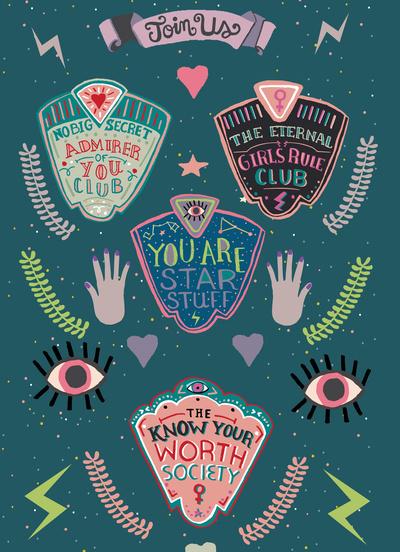 rachaelschafer-lettering-badges-girlpower-jpg