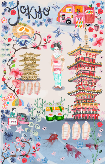 rachaelschafer-travel-cities-watercolor-tokyo-jpg