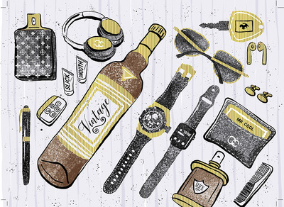 mhc-male-birthday-icons-watch-aftershave-cufflink-wine-headphones-jpg