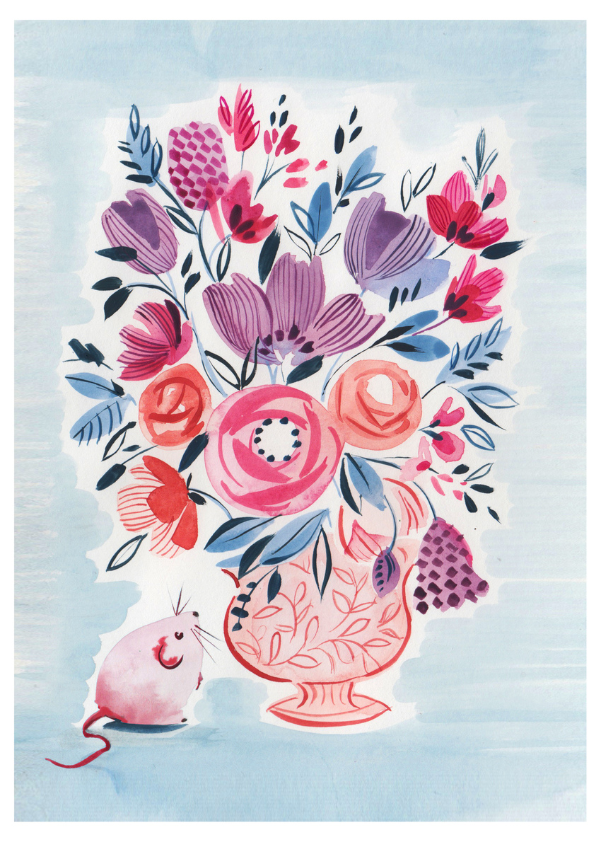 floral vase mouse watercolor.jpg