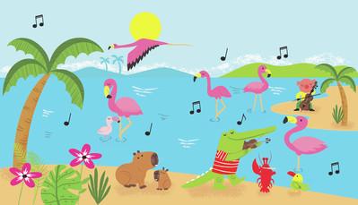 flamingo-island-beach-music-jpg
