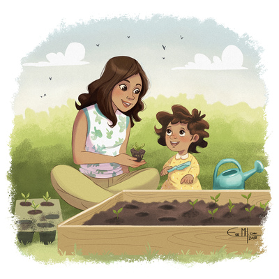mother-n-daughter-by-evamh-unavailable-jpg