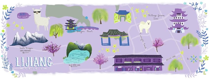 Map Lijiang, China - Gina Maldonado.jpg