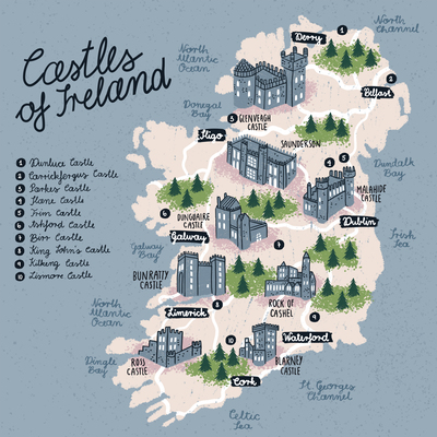 castles-of-ireland-map-sea-castle-island-lettering-jpg