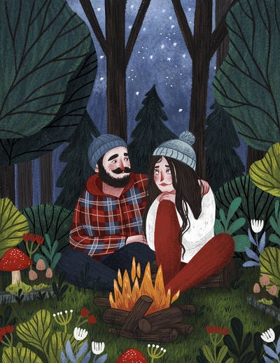 errin-and-jackson-couple-forest-woods-love-cute-fire-camping-jpg