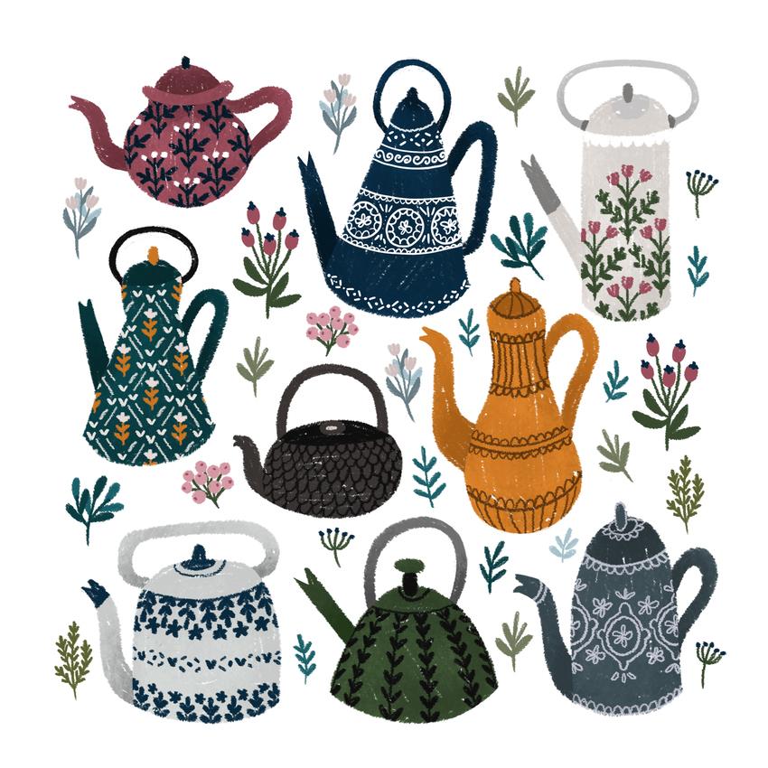 TEA TIME_pattern_tea_relax_objects.jpg