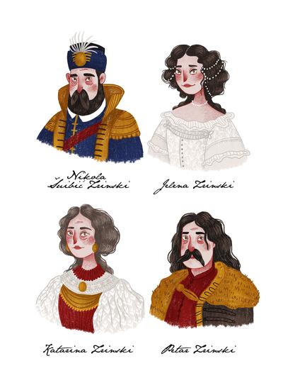 cakovec-zrinski-family-portraits-king-queen-nobles-jpg