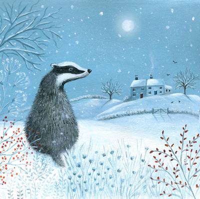 christmas-badger-snow-house-moon-jpg
