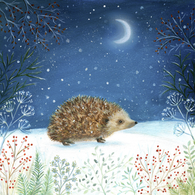 christmas-hedgehog-berries-moon-snow-jpg