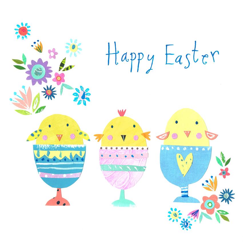 Liz and Kate - New 3 Easter chicks.jpg