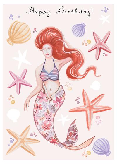 mermaid-floral-tail-seashells-starfish-watercolour-jpg