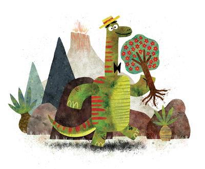 dinosaur-love-happy-tree-flowers-jpg