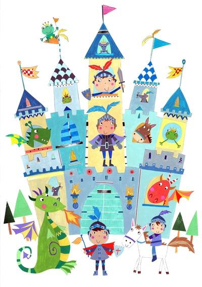 l-k-pope-new-castle-knights-dragons-art-jpg