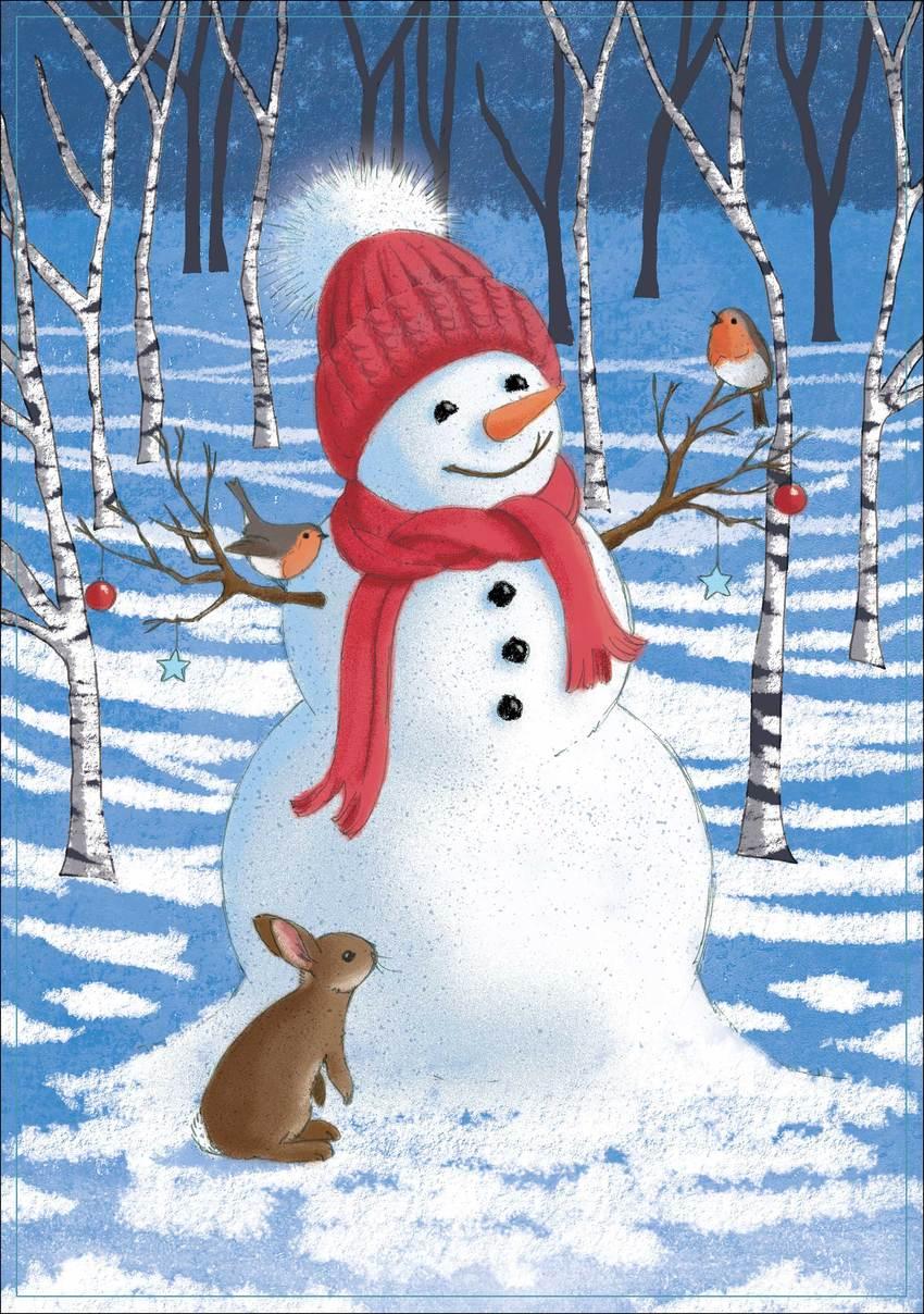 Snowman and friends.jpg