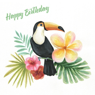birthday-tucan-flowers-leaves-jpg