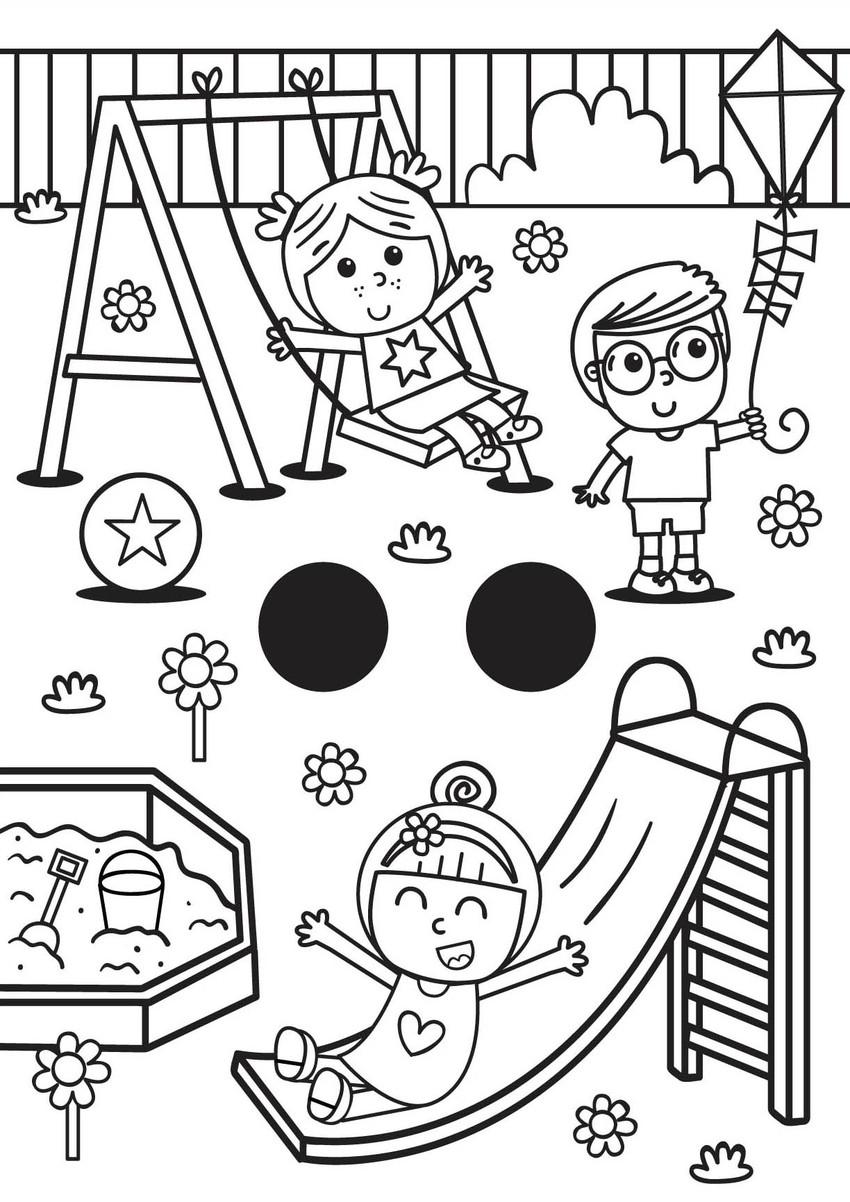 JENNIE BRADLEY_LINE DRAWING_CHILDREN PLAYING.jpg