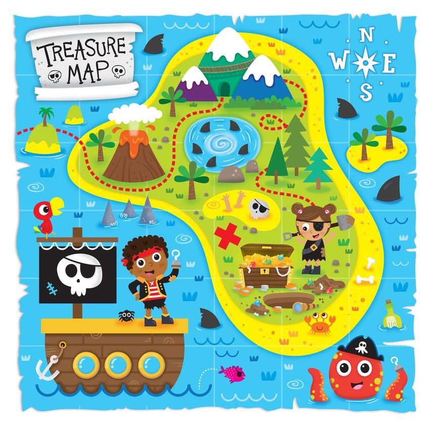 JENNIE BRADLEY_TREASURE MAP_PIRATES.jpg