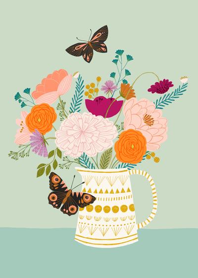 bethanjanine-floral-bloom-jug-butterflies-jpg