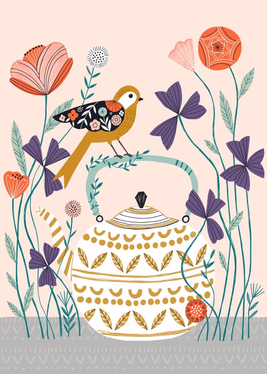 BethanJanine_Floral_TeaPot_Bird.jpg