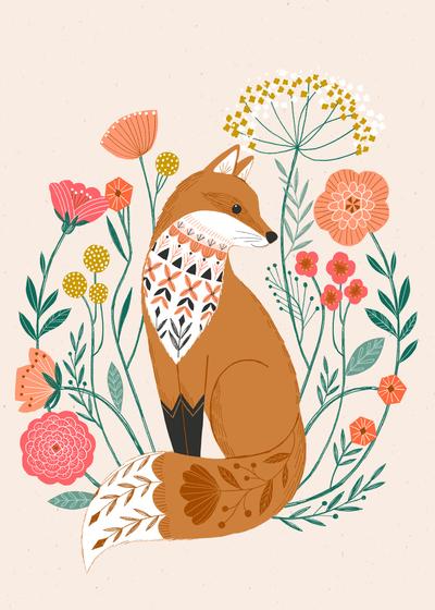 bethanjanine-fox-floral-jpg